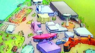 Pläne für neuen Comic-Themenpark in Frankreich: Standort nahe Angoulême gewählt