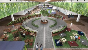 Family Entertainment Center mit 13 Attraktionen in Eataly World geplant: Zamperla wird Betreiber