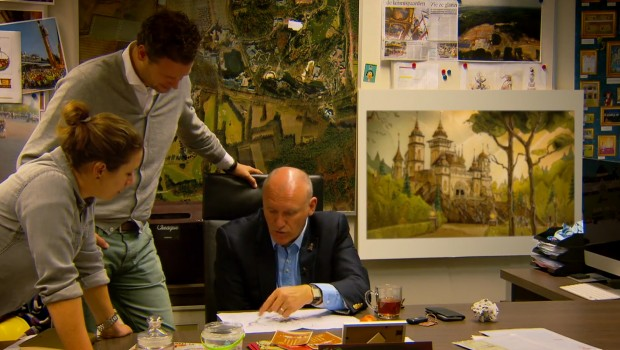 Efteling Symbolica Entstehung Making Of