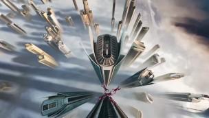 "Futuroscope eröffnet ""L'Extraordinaire Voyage"": Erstes Flying-Theater Europas"