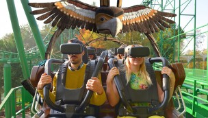 """Magic Mountain"" wird ""Shaman"": Gardaland enthüllt Namen der Virtual-Reality-Achterbahn"