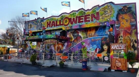"""Halloween"" von Rasch (Kirmes)"