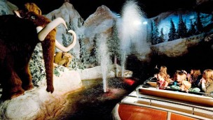 Ice Age Adventure - Movie Park Germany - Innen