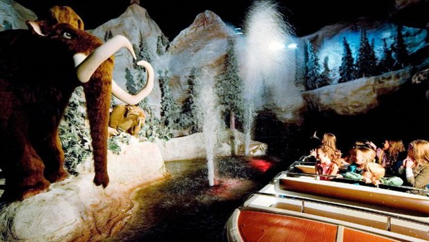 Ice Age Adventure - Movie Park Germany - Innen