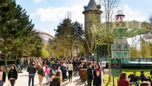 Jardin d'Acclimatation beginnt mit großer Modernisierung: Neue Achterbahn und Steampunk-Bereich für 2018 geplant