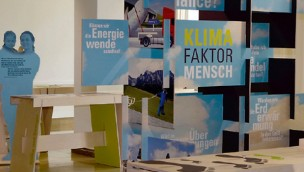 Klima Faktor Mensch - Ausstellung im Tierpark Hellabrunn