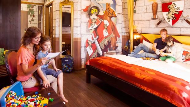 LEGOLAND Deutschland Hotel Burgzimmer
