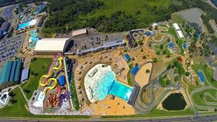 Unfall in Mt. Olympus Resort: Junge stirbt nach Fall von Wasserrutsche in geschlossenem Wasserpark