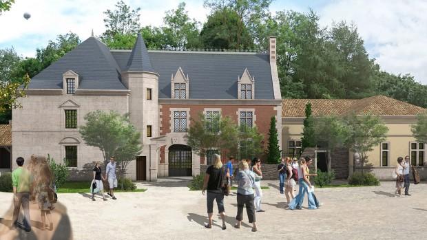 Puy du Fou neues Restaurant La Mijoterie du Roy Henry