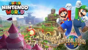 """""""Super Nintendo World"""" in Universal Studios Japan wird weltweit erster Nintendo-Themenbereich"""