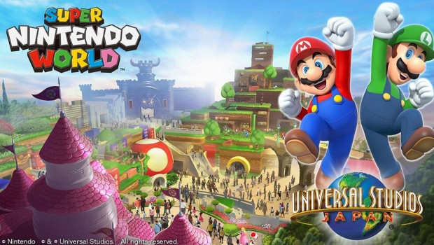Super Nintendo World Universal Studios Japan Teaser