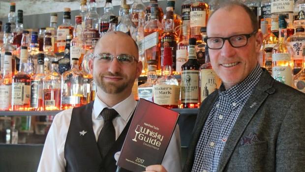 Whisky Guide Deutschland - Auszeichnung Europa-Park St. Louis Bar