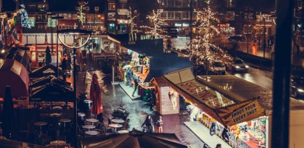 Winterkirmes Tilburg 2016