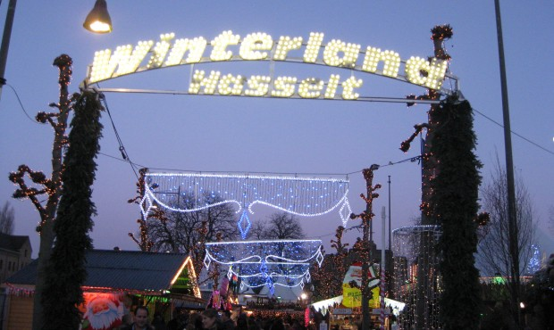Winterland Hasselt 2014