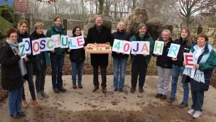 Zooschule Osnabrück feiert 40-jähriges Bestehen
