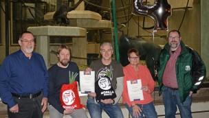 """Allwetterzoo Münster lädt zum vierten Geburtstag von Gorilla """"Demba"""" in die Gorilla Bar Münster ein"""