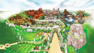 """König Artus-Freizeitpark wird """"Avalonys"""" heißen: Neue Details zum Themenpark in Frankreich"""
