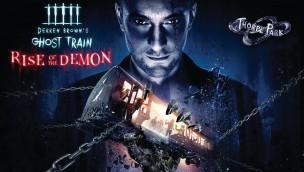 """Erweiterung des """"Derren Brown's Ghost Train"""" im Thorpe Park: 2017 kommen die Dämonen"""