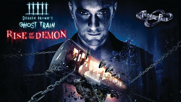 Derren Brown's Ghost Train Rise of the Demon