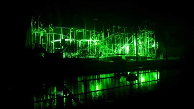 Duinen Zathe - The Roller Coaster - Nacht