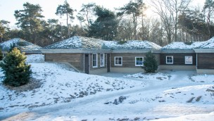 Efteling Loonsche Land Ferienhaus - Dünen - Schnee