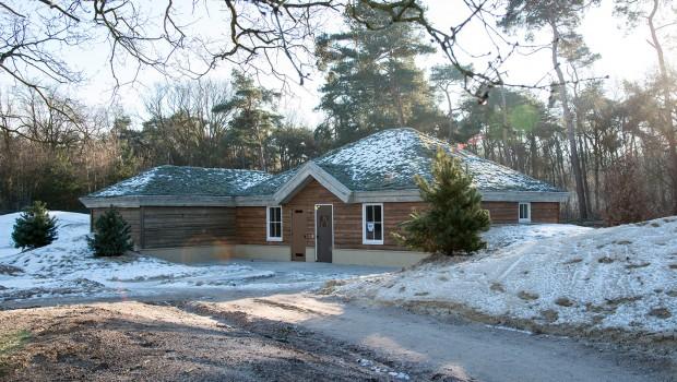Efteling Loonsche Land Ferienhaus - Dünen im Winter