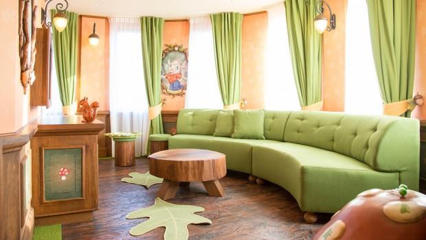 Efteling Märchenbaum Hotel-Suite