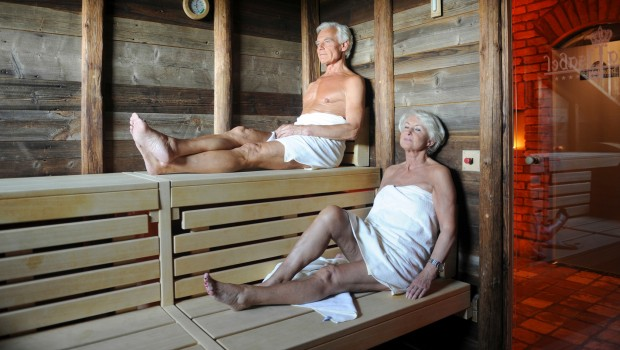 Europa-park Hotel Santa Isabel - Sauna