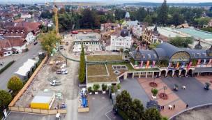 Europa-Park Project V Baustelle