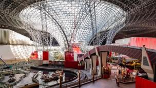 """""""Turbo Track"""" in Ferrari World Abu Dhabi eröffnet im März 2017: Shuttle Coaster eine von vier Neuheiten 2017"""