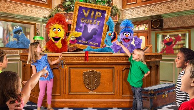 Furchester Hotel Show Alton Towers 2017