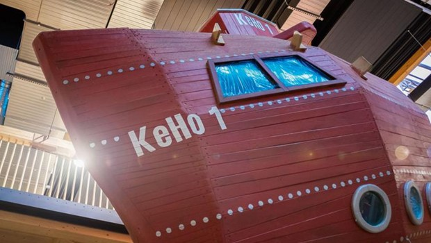 Ketteler Hof Indoor Uboot KeHo 1