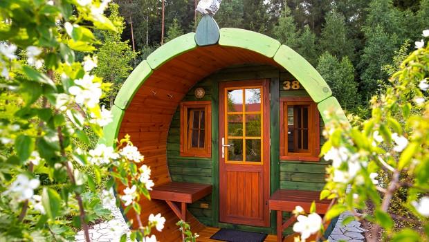 LEGOLAND Billund Campingfass