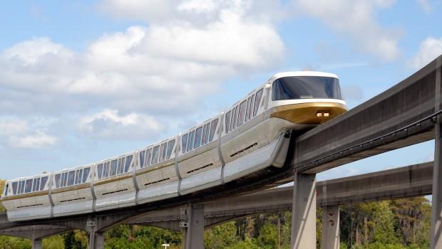 Monorail Einschienenbahn