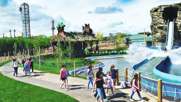 Oakwood Theme Park Einblick