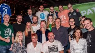 """""""Paten-Party"""" 2017 erfolgreich: 3.000 Euro für den Allwetterzoo Münster"""