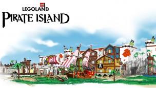 """Neues Hotel 2018 in LEGOLAND Deutschland: """"Pirate Island"""" für 27 Millionen Euro enthüllt"""