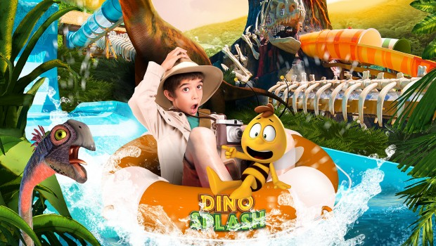 Plopsa Coo Dino Splash Visual