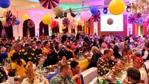 Verleihung im Europa-Park: Goldene Narrenschelle 2017 für MdB Wolfgang Bosbach
