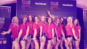"""Voting für """"RollercoasterGirl 2017"""" gestartet: Zehn Kandidatinnen im Finale"""