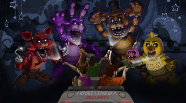 Sally Corporation Five Nights at Freddy's