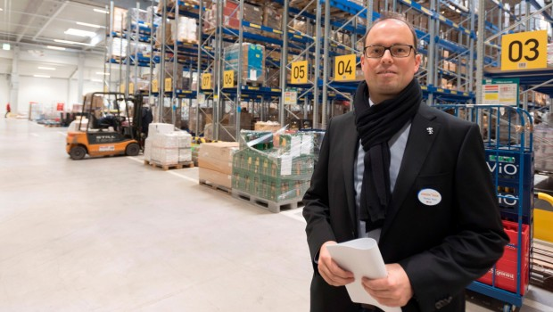Thomas Risch - Europa-Park Logistikzentrum