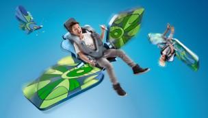"""Tivoli Friheden eröffnet 2017 """"Sommerfuglen"""": Neuheit der erste Sky Racer von Gerstlauer"""