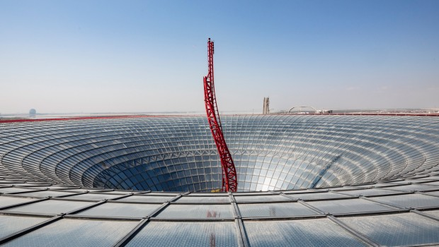Turbo Track - Ferrari World Abu Dhabi Dach Ausfahrt