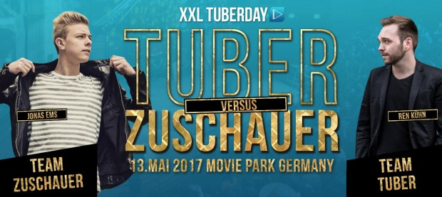 XXL TuberDay 2017 - Tuber vs Zuschauer
