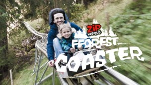 "ZipWorld Fforest kündigt ""Fforest Coaster"" an: Neuer Alpine Coaster in Wales ab Sommer 2017"