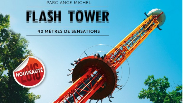Flashtower im Ange Michel