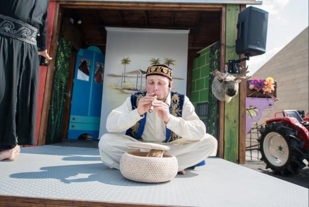 Belantis Ali Babas Schatzsuche