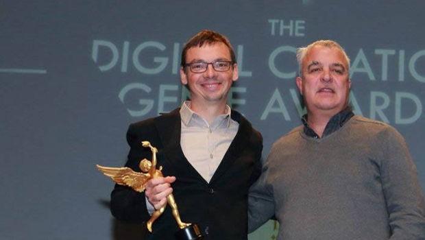 Digital Creation Genie Award 2016 für Futuroscope