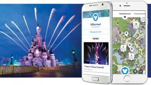 Disneyland Paris-App jetzt auf Deutsch erhältlich: Versionen für iOS und Android verfügbar